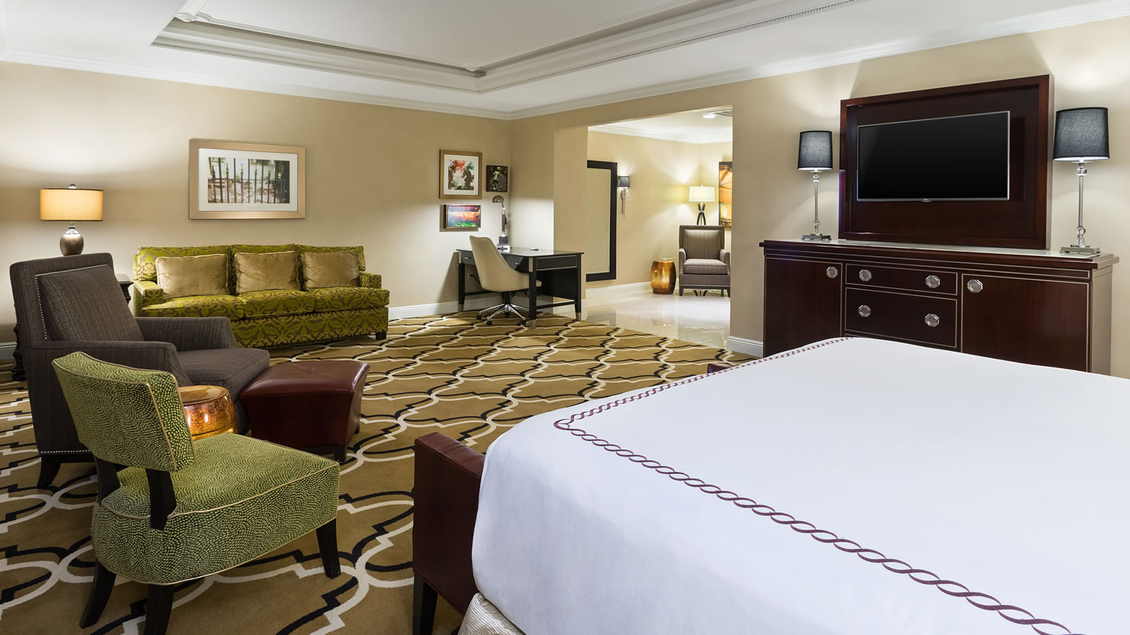 Hotel Suites In New Orleans New Orleans Hotel Accommodations